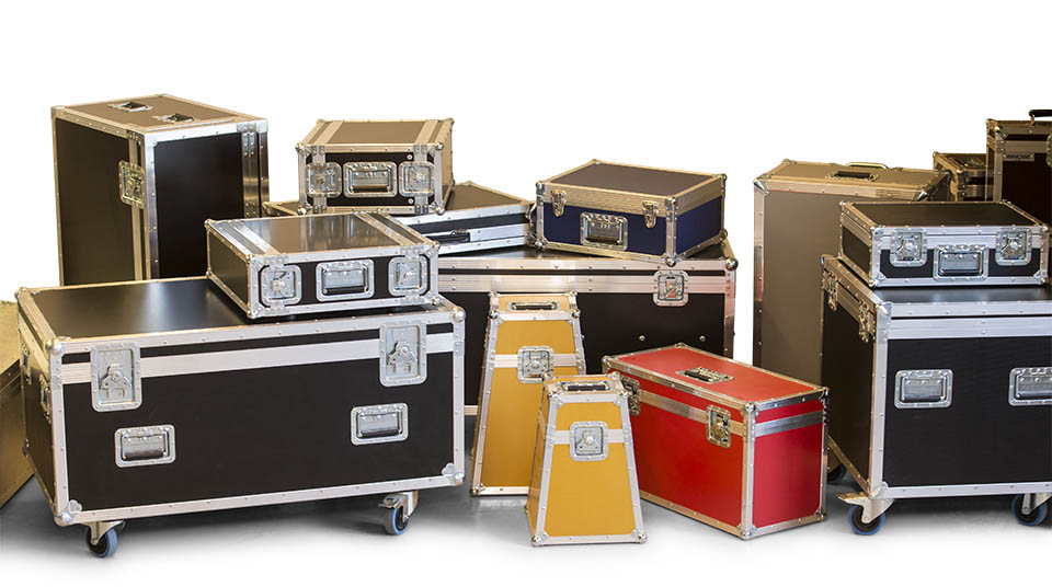 Rancase flight cases transportkasser. www.rancase.dk